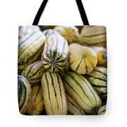 Delicata Winter Squash Tote Bag