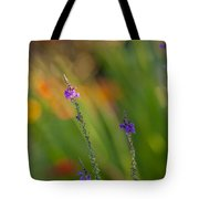 Delicate And Vivid Tote Bag