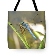 Delicate Dragonfly Tote Bag