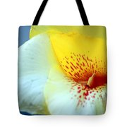 Delicate Tote Bag by Leigh Meredith
