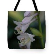 Delicate Lillies Tote Bag