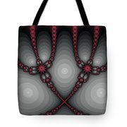 Delicate Red Tote Bag