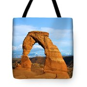 Delicate Sights Tote Bag