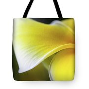 Delicate Yellow Tote Bag