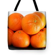 Delicious Cara Cara Oranges Tote Bag