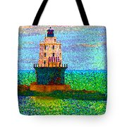 Delight House Tote Bag