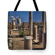 Delos Island Tote Bag