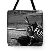 Denise And The Pier Tote Bag