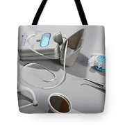 Dental Tollietres Tote Bag