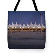 Denver International Airport, Colorado Tote Bag