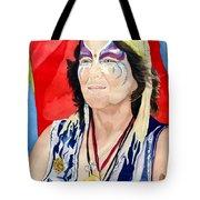 Denzel  Reader Of Palms Tote Bag