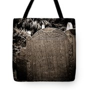 Departed Tote Bag