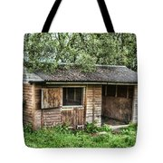 Derelict Stable Tote Bag