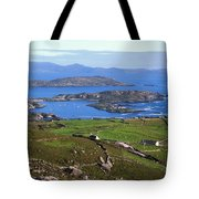 Derrynane Harbour, Caherdaniel, Ring Of Tote Bag