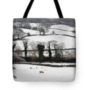 Derwent Valley, Derbyshire, England Tote Bag