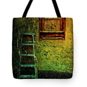 Descend From Pane  Tote Bag