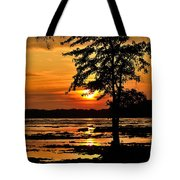Deschenes Sunset Tote Bag
