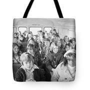 Desegregation: Busing, 1973 Tote Bag