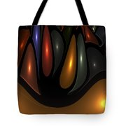 'desert Bubbles Tote Bag