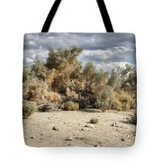 Desert Cloud Palm Springs Tote Bag