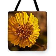 Desert Dandelion Tote Bag