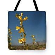 Desert Sweetpea Tote Bag