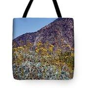 Desert Yellow Tote Bag