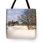 Deserted Island Tote Bag
