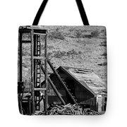 Deserted Mine Tote Bag