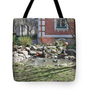 Design Of Yard Tote Bag