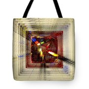 Desire For Freedom Tote Bag