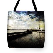 Destination - Pacific Tote Bag