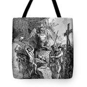 Destruction Of Idols, C1750 Tote Bag