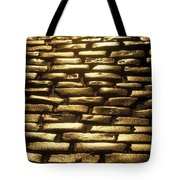 Detail Of Cobblestones, Dublin, Ireland Tote Bag