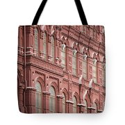 Detail Of The Kremlin, Moscow, Russia Tote Bag
