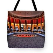 Detroit Pistons Locker Room Auburn Hills Mi Tote Bag