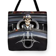 Devil In The Details Tote Bag