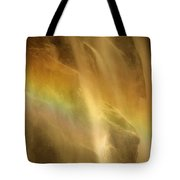 Devil In The Rainbow Tote Bag