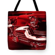 Devilish Hot Rod Tote Bag