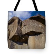 Devil's Den Formation 74 Tote Bag by Paul W Faust -  Impressions of Light