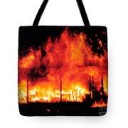Devils Diner - Digital Art Tote Bag