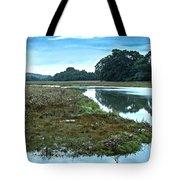 Devoran River Tote Bag