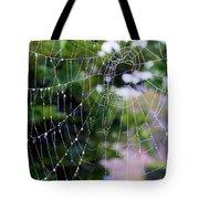 Dewdrops Dimension Tote Bag