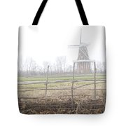 Dezwaan Windmill In Holland Michigan No.232 Tote Bag