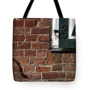 Diagonal Shadow Tote Bag