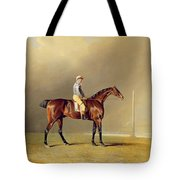 Diamond - With Dennis Fitzpatrick Up Tote Bag