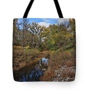 Diamond Creek Tote Bag