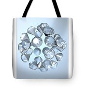 Diamonds... Tote Bag