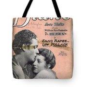 Diane Tote Bag by Mel Thompson