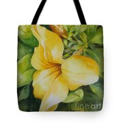 Dianne's Flower Tote Bag